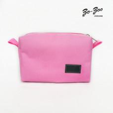 Косметичка Zo-Zoo розовая