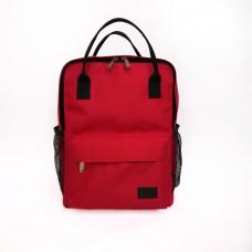 Молодежный рюкзак красный