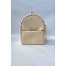 Рюкзак экокожа «Крем» midi