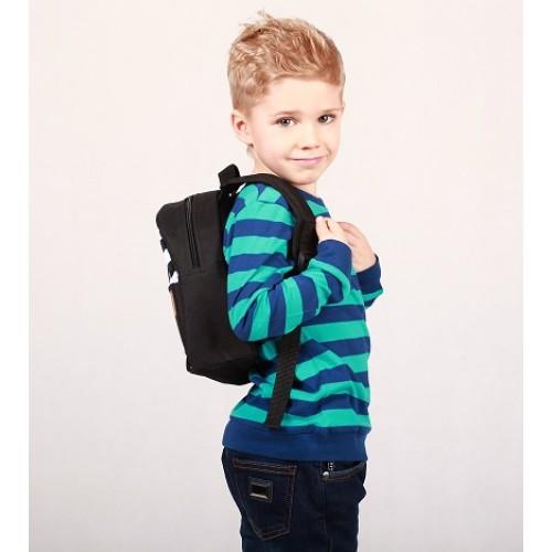 ... Детский рюкзак непромокаемый Экскаватор черный 75fb8b183b2a1