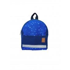 Детский рюкзак непромокаемый Созвездия синий