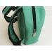 Детский рюкзак непромокаемый Экскаватор зелёный